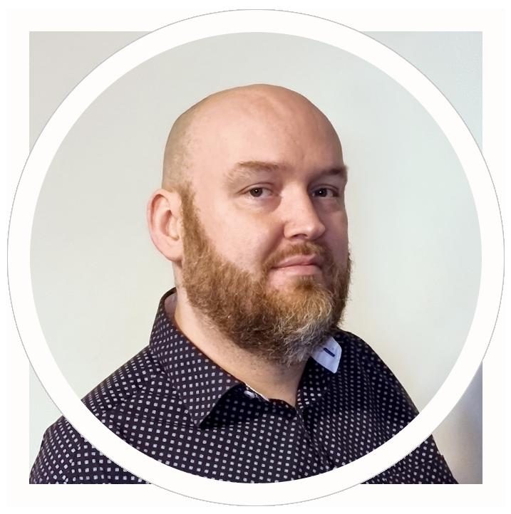 John Rowbottom, Marketing Manager