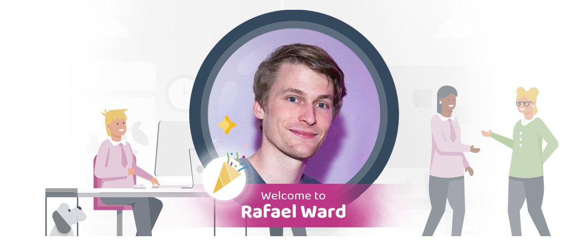 Welcome Rafael Ward to our Melbourne team